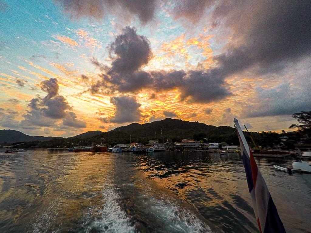 A melhor época para visitar Koh Tao, na Tailândia, é de maio a outubro, quando ainda está quente mas tem um ventinho.