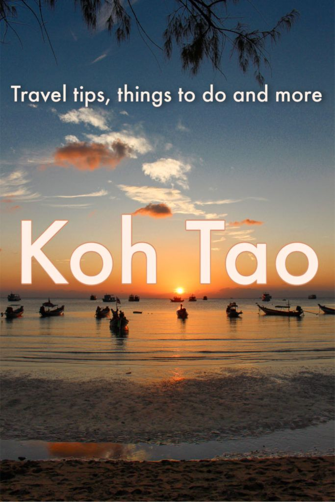 The ultimate guide to things to do in Koh Tao, Thailand. From diving in Koh Tao to the best beaches on the island, viewpoints, and activities. Here you will find information about how Koh Tao weather is, when to travel there and how long to stay. Also, recommendations to the best areas to stay in Koh Tao and travel tips. #kohtaothailand #kohtaobeach #kohtaothingstodo #kohtaodiving #kohtaohotel