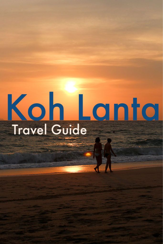 Travel Guide to Koh Lanta, Thailand. A super list of things to do in Koh Lanta, beaches, snorkeling tours, places to visit, and more. Travel tips on how to get to Koh Lanta and move around and the best places to stay in Koh Lanta with hotel and hostel recommendations. In summary, everything you need to know to plan your trip to Koh Lanta and have the time of your life. #kohlantathailand #kohlantabeach #kohlantathingstodo #kohlantahotel
