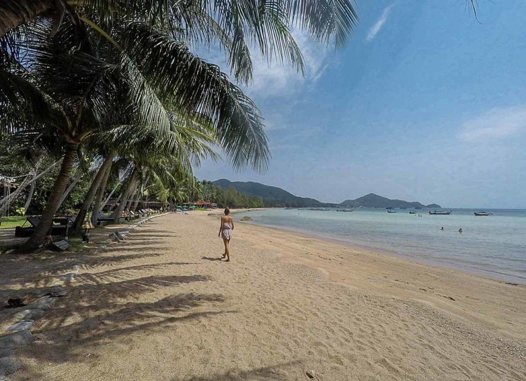Sairee Beach, Chalok Bay, Shark Bay (Ao Thian Og), Tanote Bay and Mae Haad are the best beaches to stay in Koh Tao.