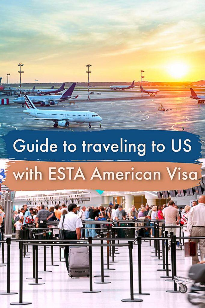 Are you planning a trip to the USA? Then check here if you're eligible for an ESTA - Electronic System for Travel Authorisation. We explain who can apply for it, how it works, and how you can easily do the application process online. #ESTA #ElectronicSystemforTravelAuthorisation #ESTAUS