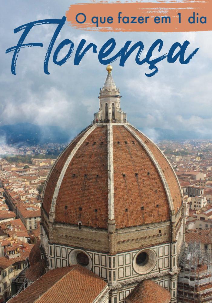 Roteiro do que fazer em Florença em 1 dia. Dicas dos principais lugares para visitar em Florença, o que ver e onde comer. Tudo o que você precisa saber para desfrutar de 24 horas em Florença, onde ficar e como aproveitar ao máximo sua viagem nesta cidade deslumbrante na Toscana, Itália. #Florenca #Italia #Firenze #florencahotel #florencaoquefazer