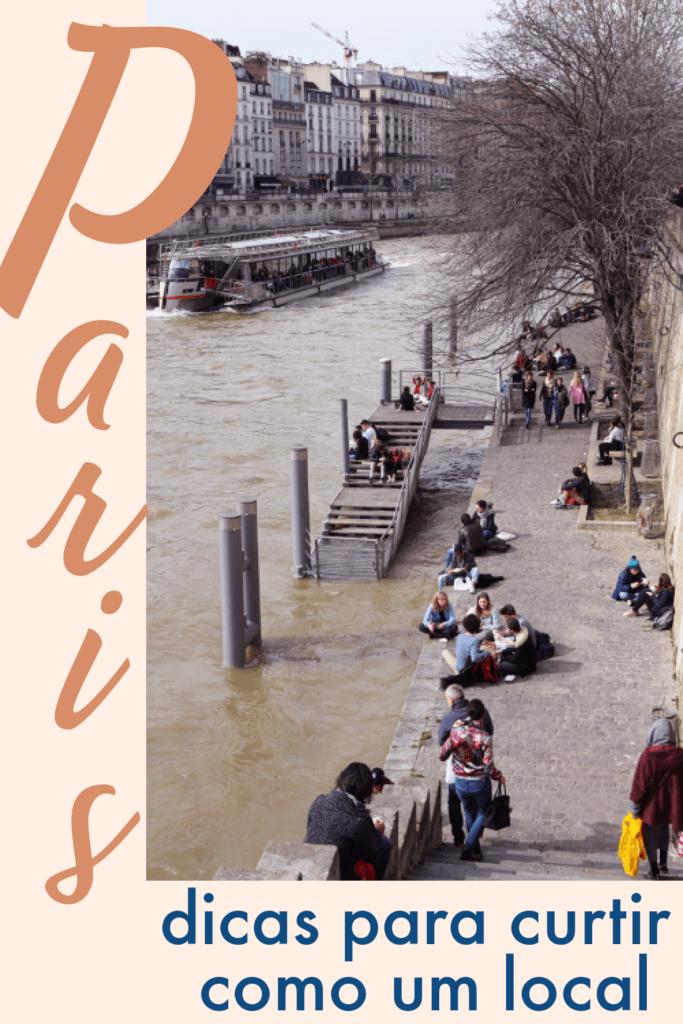 Dicas de viagem para Paris! Onde ficar em Paris, o que fazer e como aproveitar Paris como um local. Um guia de coisas únicas para fazer em Paris, mercados locais e como você pode ter uma experiência autêntica na capital francesa. Das principais atrações às joias escondidas nos bairros de Paris. #França #Paris #dicasdeviagem #guiasdeviagem #Paris #França