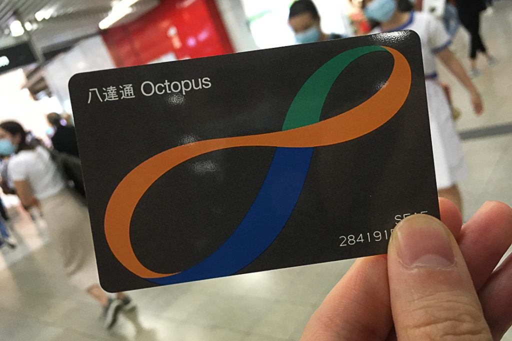 When traveling on a budget and using public transportation in Hong Kong, it is encouraged to have a tourist Octopus Card, a reusable contactless store value smart card accepted almost everywhere in Hong Kong.