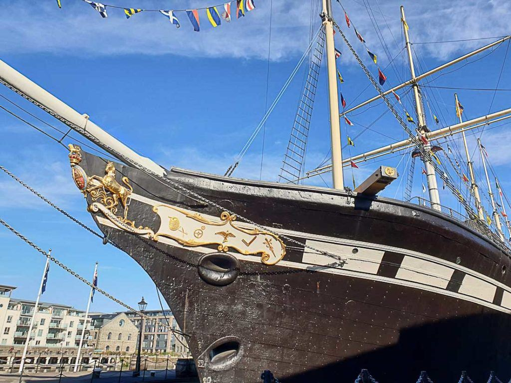 SS Great Britain museum. Find all about United Kingdom attractions and budget planning in this complete article.
