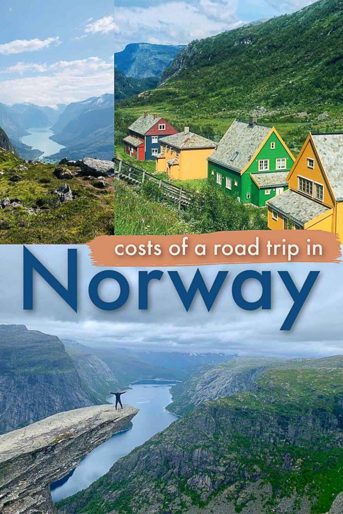 All you need to know to plan your Norway trip costs, especially if you are going on a road trip to Norway. We talk about Norway's hotel prices, costs of activities, food, and how to save during your trip. Read this guide and have peace of mind when traveling in stunning Norway.